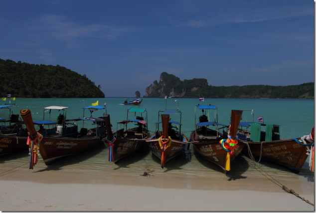 Impressive Loh Dalum Bay of Ko Phi Phi