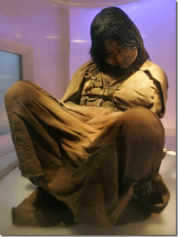 Momias de Llullaillaco