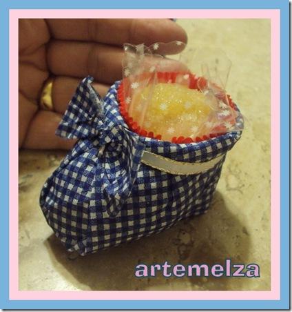 artemelza - lembrancinha sapatinho