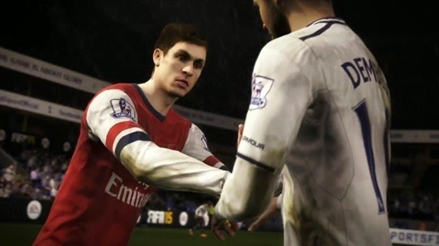Por qué FIFA 15 no incluyó la liga brasileña