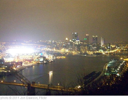 'West End Overlook during Steelers Game' photo (c) 2011, Jon Dawson - license: http://creativecommons.org/licenses/by-nd/2.0/