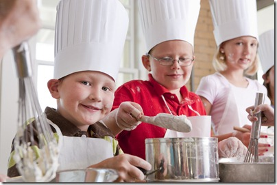 French Lick Resort KidsCook