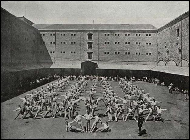 Penal de San Miguel y de los Reyes 1917