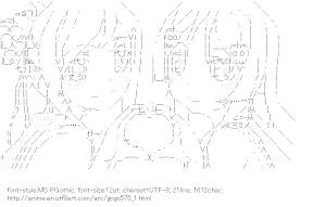 [AA]Masaoka Azuki & Kobayashi Matcha Heart (GO!GO!575)