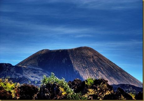 cone Volcano