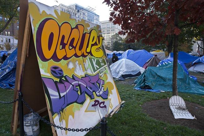 Occupy K Street
