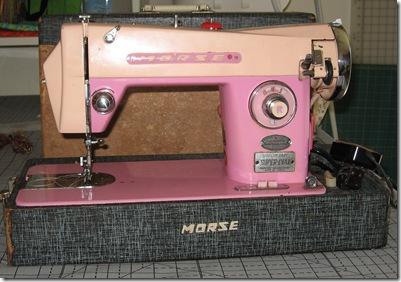 morse super dial pink