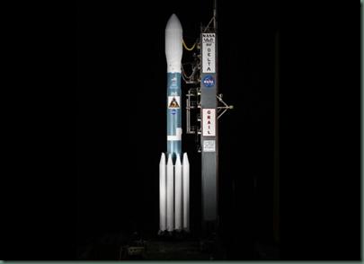 GRAIL Launch Postponed Until Saturday   Space News   redOrbit2