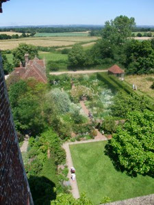 Sissinghurst Tower View 003