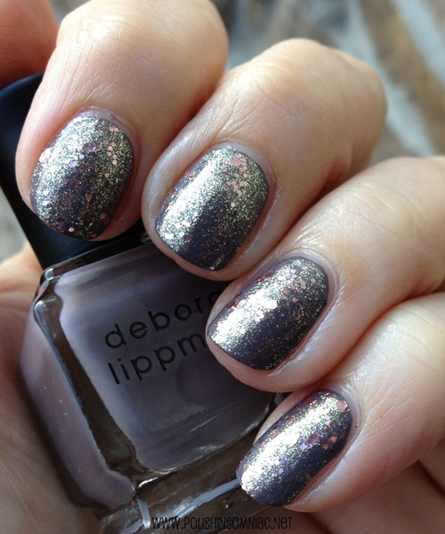 Deborah Lippmann Baby I'm A Star over Planet Rock 3