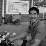 Shanghai - Marché poisson - Le sourir aux lèvres