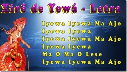 Quem é o Orixá Ewá ou Yewá