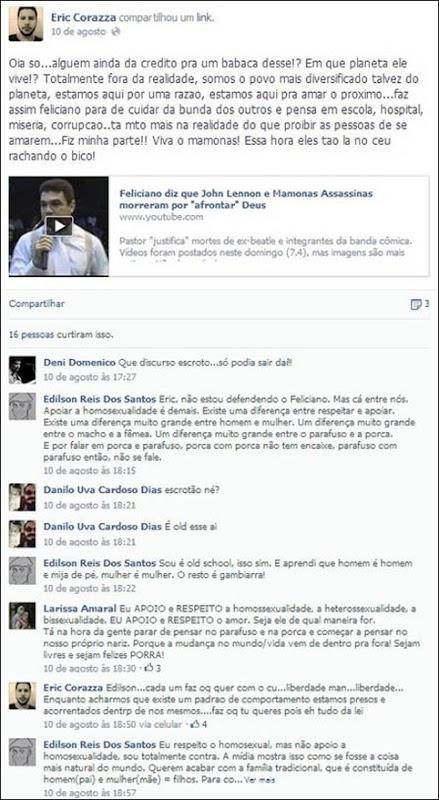 Eric Corazza facebook