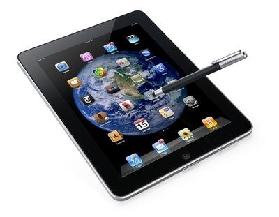 Stylet Wacom Bamboo Stylus & Apple iPad