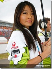 Paddock Girls Grand Prix of Japan 02 October 2011 Motegi Japan (9)