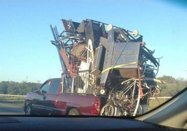 Eu acho que você esta usando o veículo errado 23