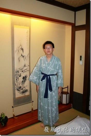 日本北九州-由布院-彩岳館