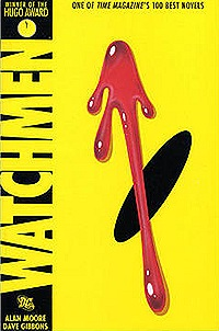 watchmen soft cover