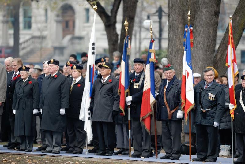 Commémoration du 11 Novembre 2012