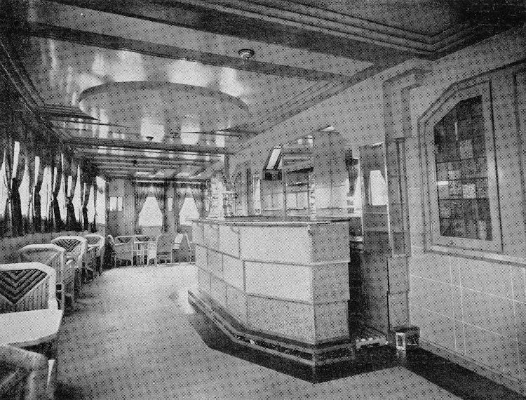 DOMINE. Veranda bar de primera clase. Revista de Ingenieria Naval. Julio 1936.jpg