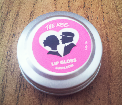 Lush 'The Kiss' Lip Gloss