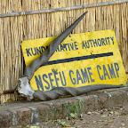 Erinnerung an Sambias erste Safari-Lodge. © Foto: Marco Penzel | Outback Africa Erlebnisreisen