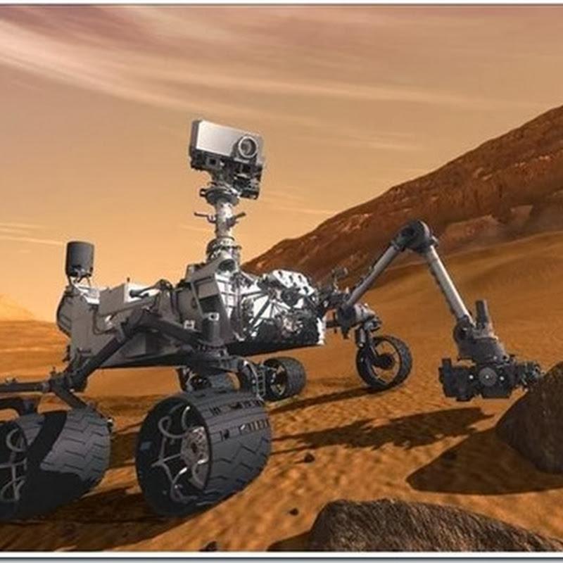 Vehículos exploradores de la NASA inspiran a jóvenes científicos