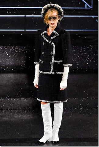 Chanel Fall 2011 (nay)