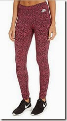 Nike Leg A See All Over Print Leggings
