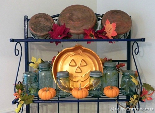 pumpkin party decor