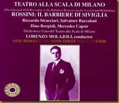 Rossini Barbero Molajoli
