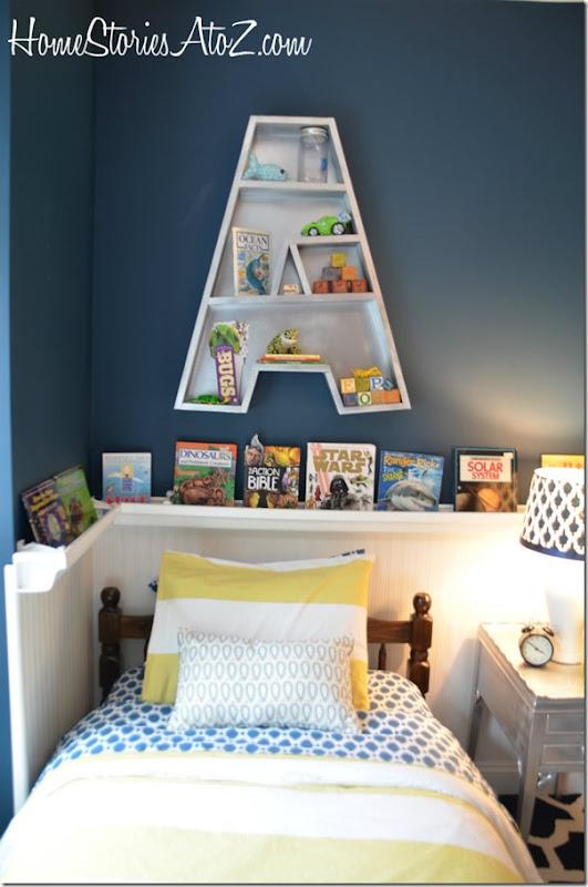 case e interni - decorare con letere e numeri (17)