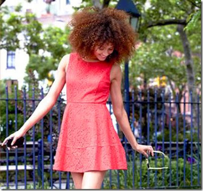 Wearing: Delia's