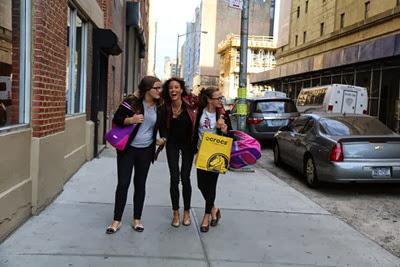 Kelly Bensimon and daughters Sea & Thadeus [4]