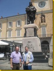 Pino Colombi e Tonino Raffa Piazza Garibaldi[3]