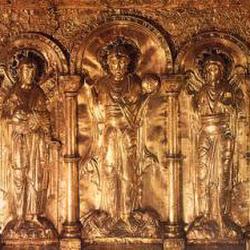 07 - Frontal del altar de oro de Basilea