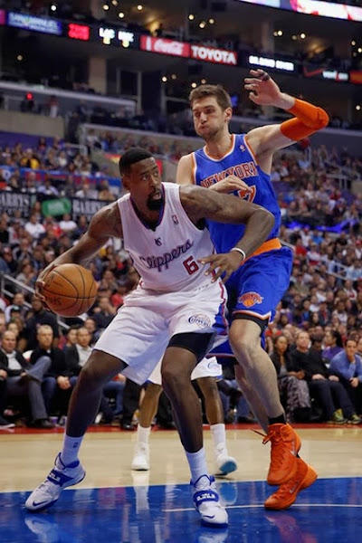 wearing brons nba soldier7 deandre jordan clippers 03 Wearing Brons: DeAndre Jordan Back to Nike with SOLDIER 7 (x5)