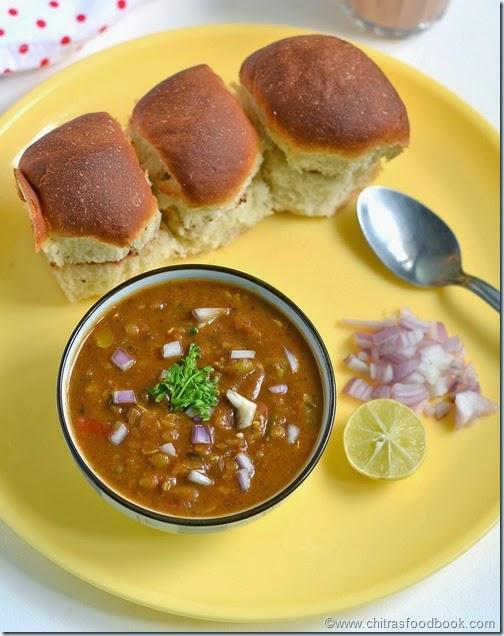 Pav bhaji recipe (2)