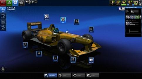 F1 Online Car