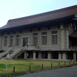 museum north of yoyogi park in Yoyogi, Tokyo, Japan