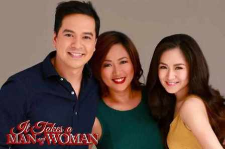 John Lloyd Cruz, Cathy Garcia-Molina, Sarah Geronimo