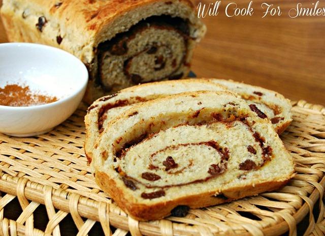 Pumpkin Spice Swirl Bread 3 ed s