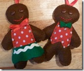18 Dec Tamsyn gingerbread people