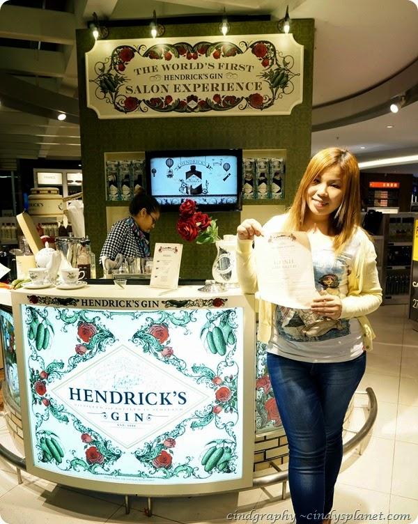 Hendrick's Gin Salon12