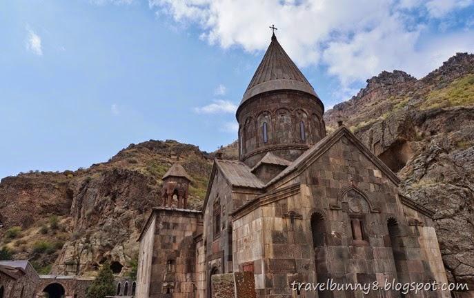 Garni Monastery