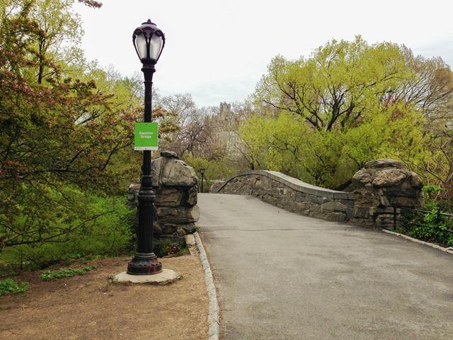 central park parque urbano