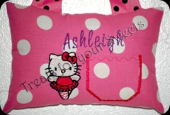 Kitty Tooth Pillow (1)