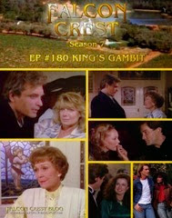 Falcon Crest_#180_King's Gambit