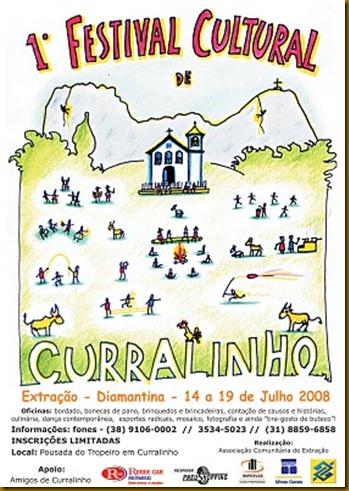 cartaz festival - curralinhos