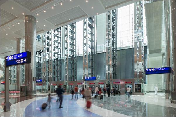 مطار دبي11